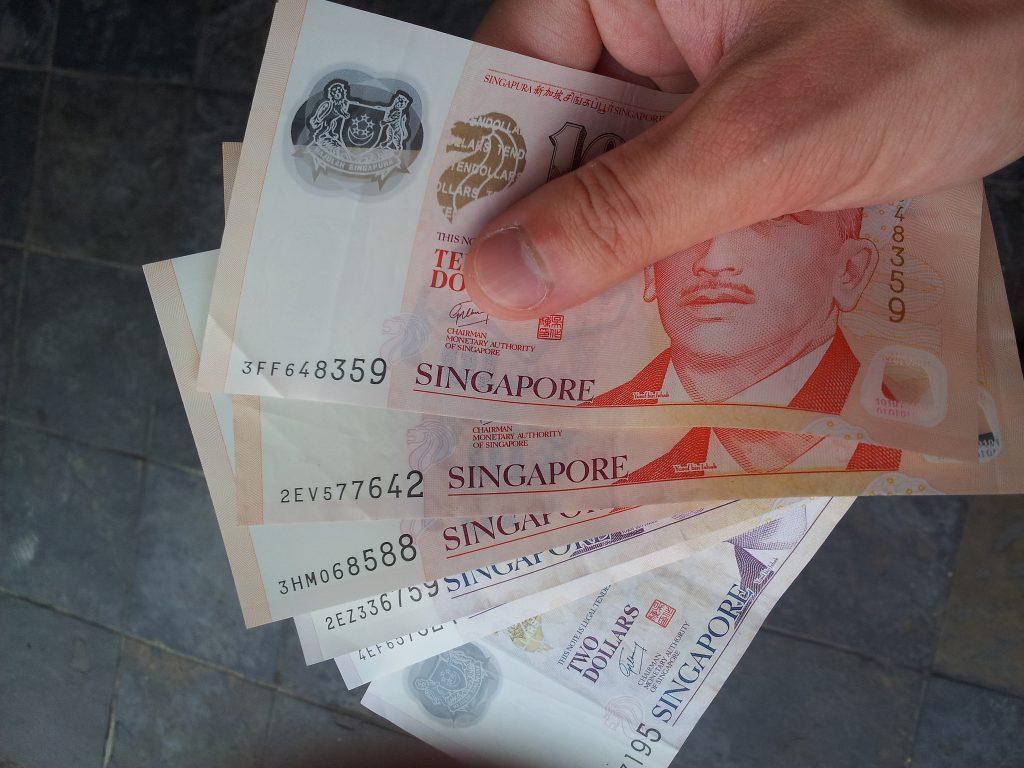 singaporean-dollar
