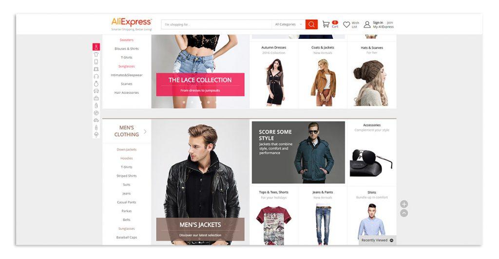 aliexpress-page