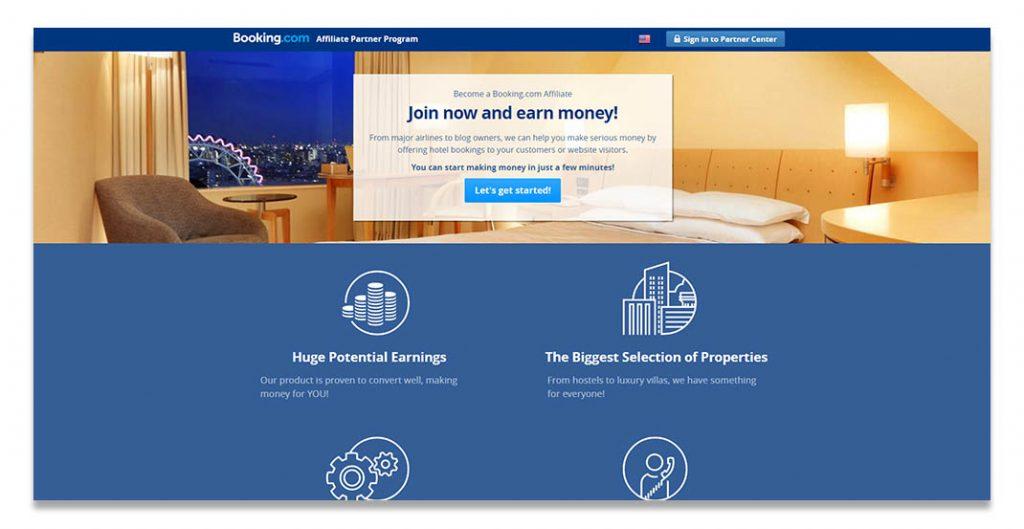 booking-com-affiliate-program