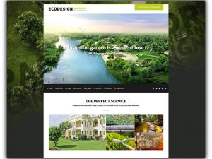 WordPress Themes for Gardening