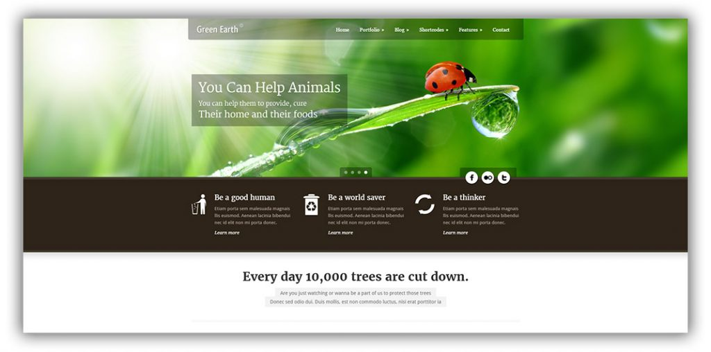 greenearth-x-wordpress-theme