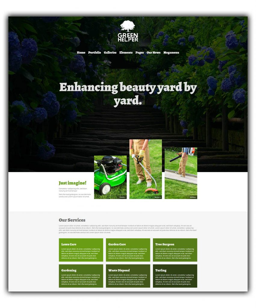greenhelper-wordpress-theme