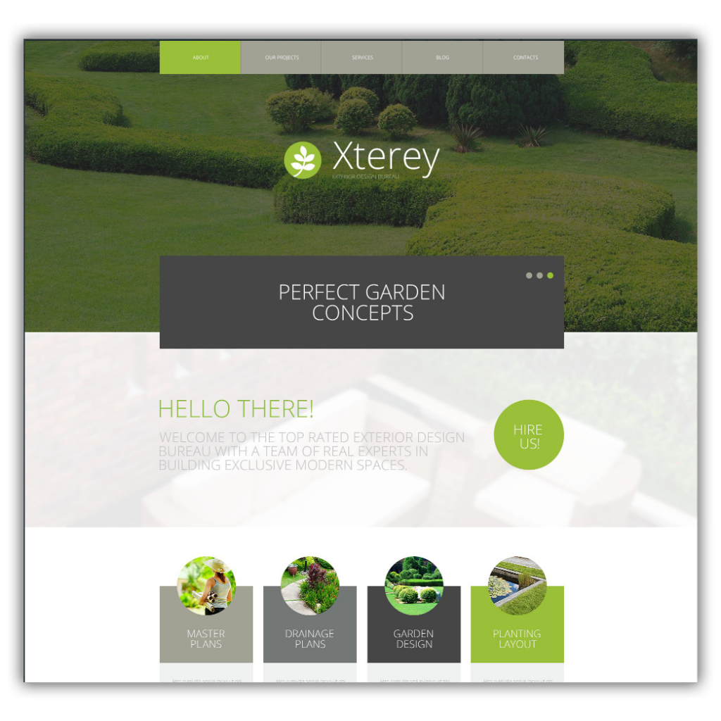 xterey-wordpress-themce