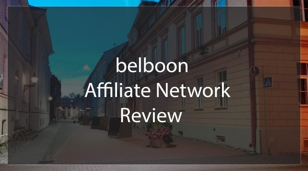 belboon affiliate network