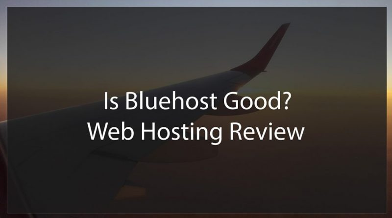 is bluehost a good hosting plan