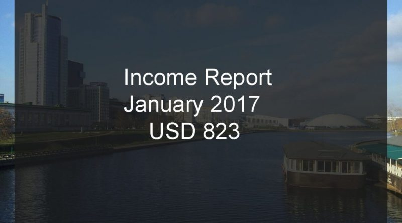 income report january 2017