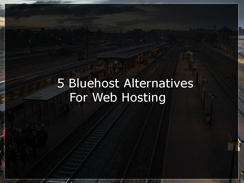 bluehost alternatives hosting