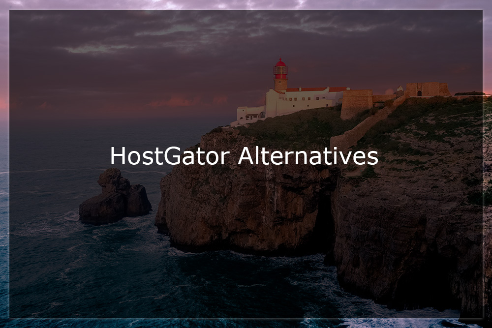 hostgator alternatives