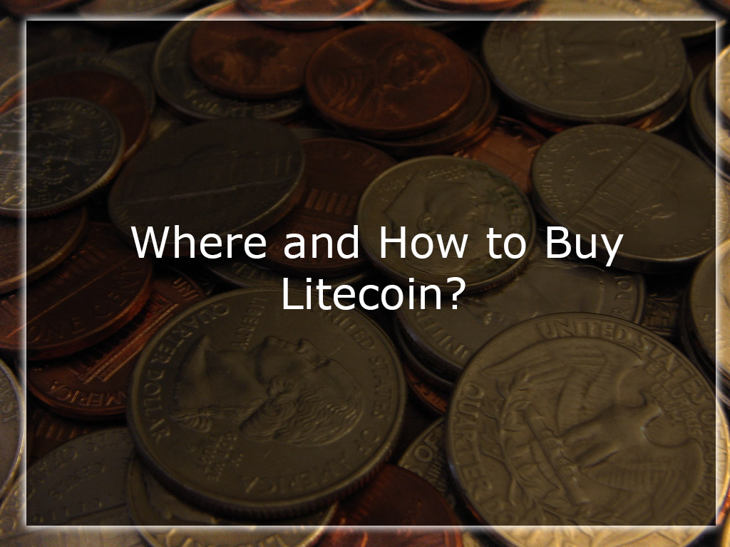 where and how to buy litecoin