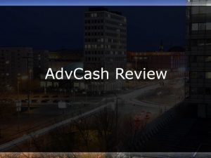 AdvCash Review